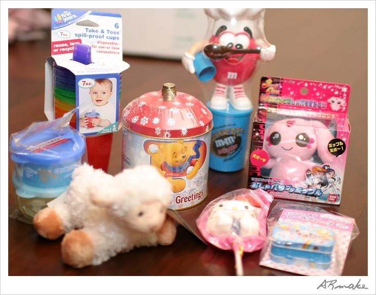 玩具和用品