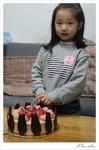 小瑜的五歲生日